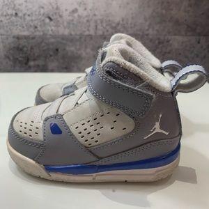Toddler Jordan's